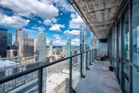Condo for sale at 65 Bremner Blvd Unit 4606 Toronto Ontario - MLS: C4834992