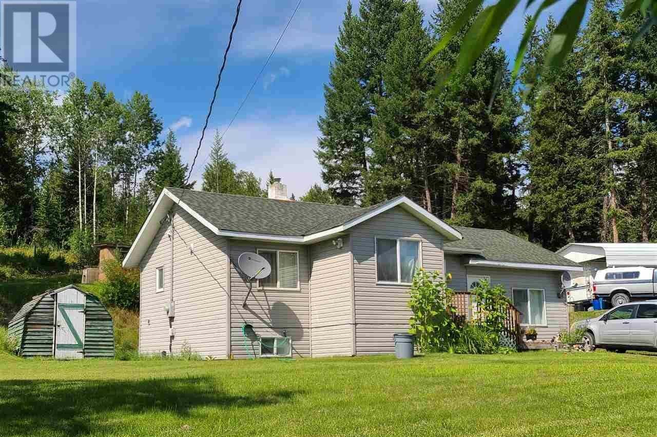 House for sale at 4606 Canim-hendrix Lake Rd Forest Grove British Columbia - MLS: R2486498