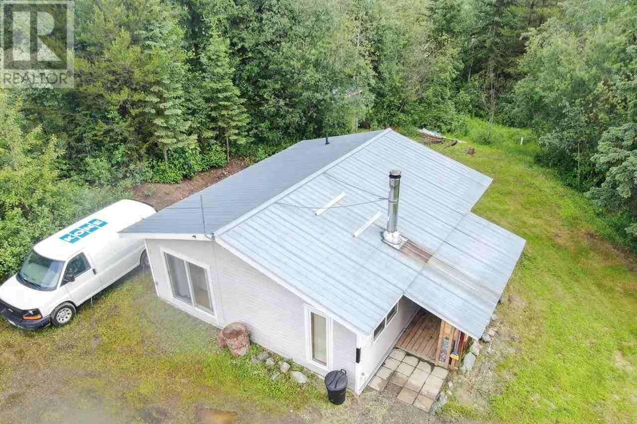 House for sale at 4606 Quesnel-hydraulic Rd Quesnel British Columbia - MLS: R2474431