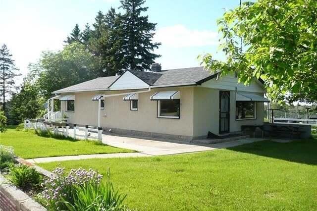 House for sale at 4607 38 St Ponoka Alberta - MLS: CA0194363