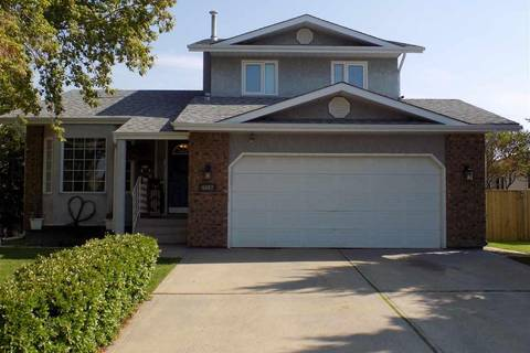 House for sale at 4607 46 Ave Wetaskiwin Alberta - MLS: E4139767