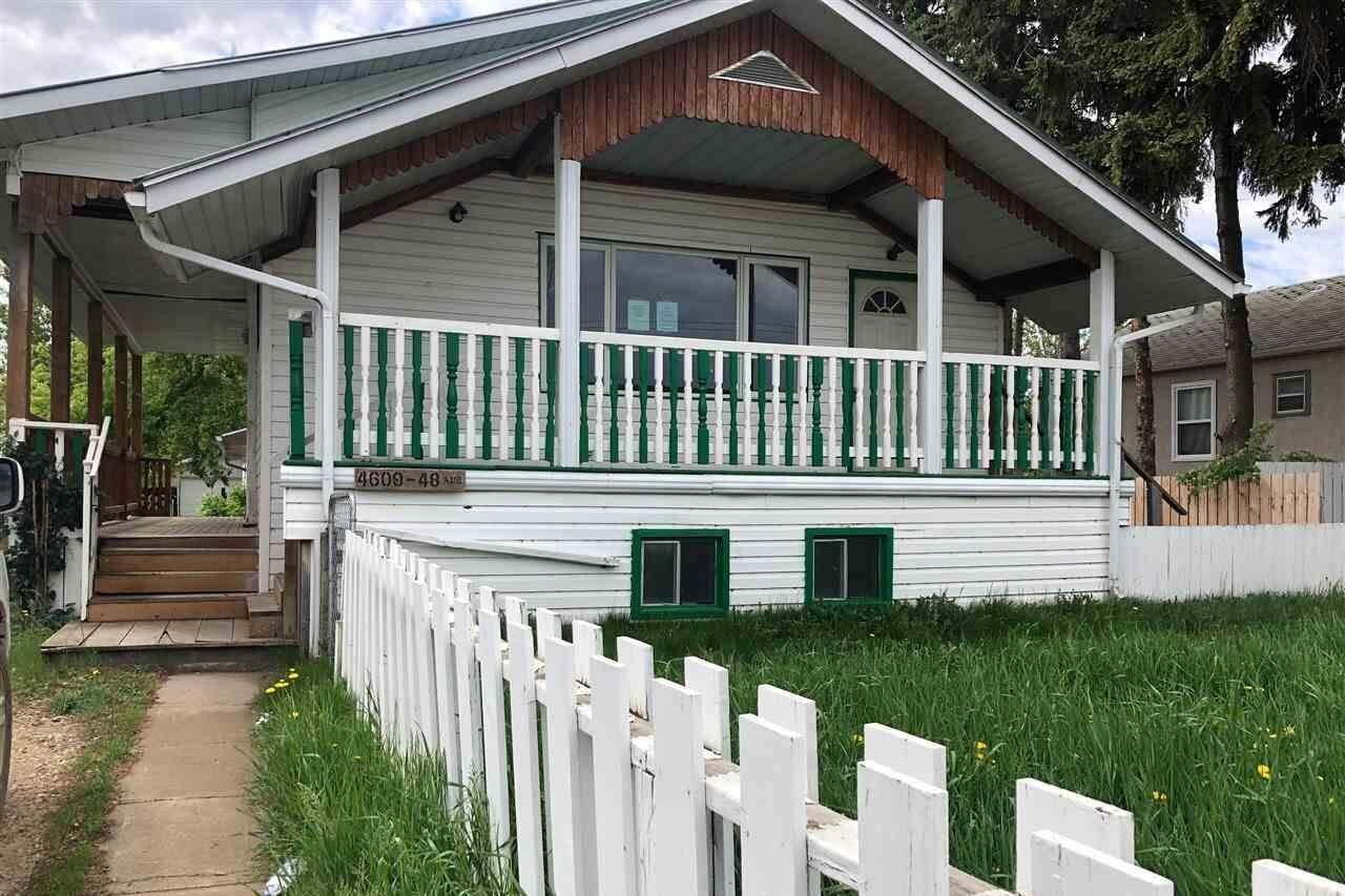 House for sale at 4609 48 Av Wetaskiwin Alberta - MLS: E4192877