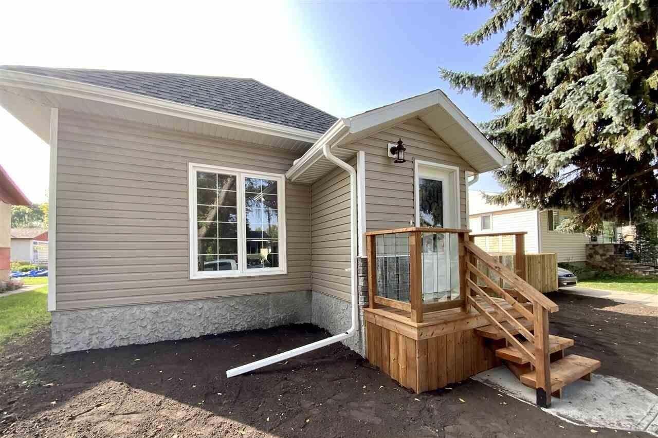 House for sale at 4609 55 Av Wetaskiwin Alberta - MLS: E4214515