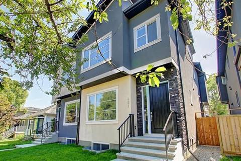 Townhouse for sale at 461 22 Ave Northwest Calgary Alberta - MLS: C4264695