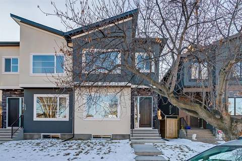 Townhouse for sale at 461 22 Ave Northwest Calgary Alberta - MLS: C4278832