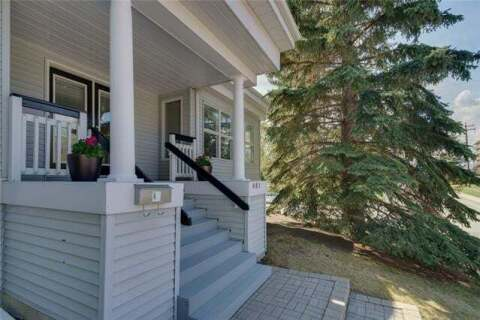 Townhouse for sale at 461 34 Ave Southwest Calgary Alberta - MLS: C4296331