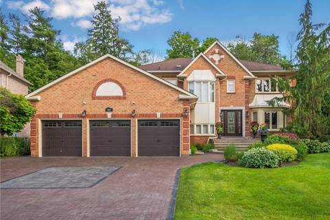 House for sale at 461 Alex Doner Dr Newmarket Ontario - MLS: N4515136