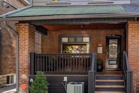 Townhouse for sale at 461 Annette St Toronto Ontario - MLS: W4959201