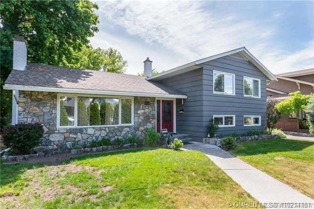 House for sale at 461 Cadder Ave Kelowna British Columbia - MLS: 10214181