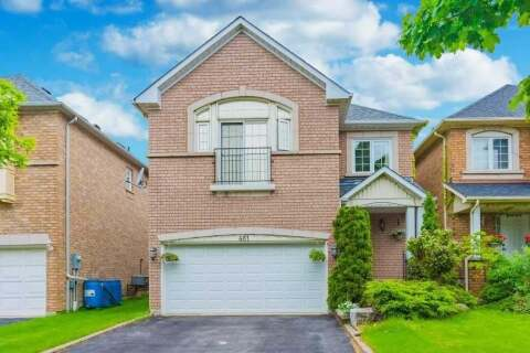 House for sale at 461 Dalmuir Me Mississauga Ontario - MLS: W4795641