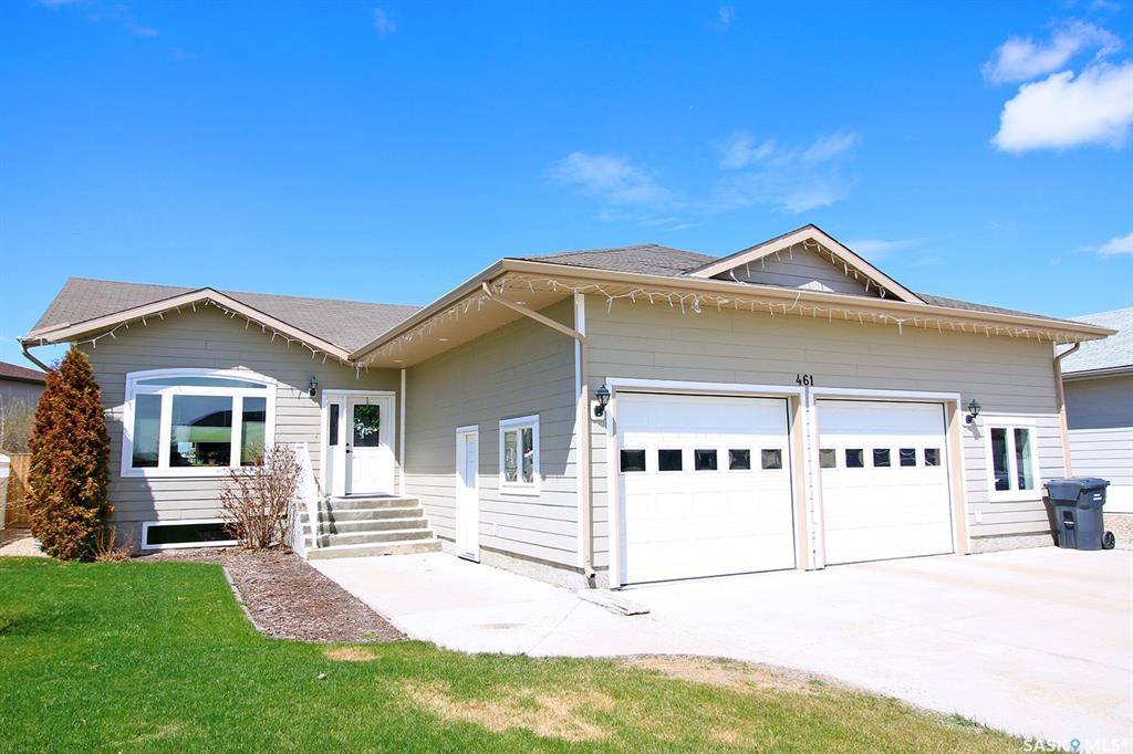 House for sale at 461 Darlington St E Yorkton Saskatchewan - MLS: SK788238