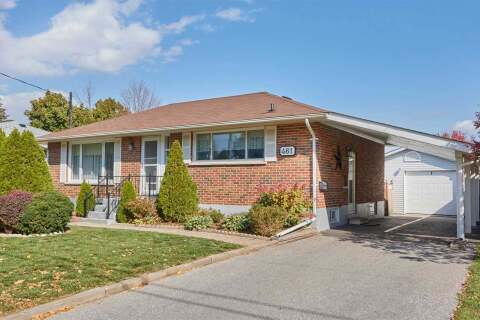 House for sale at 461 Gibbons St Oshawa Ontario - MLS: E4963681