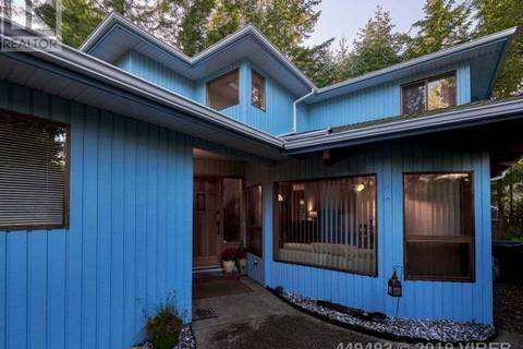 House for sale at 461 Linden Pl Qualicum Beach British Columbia - MLS: 449493