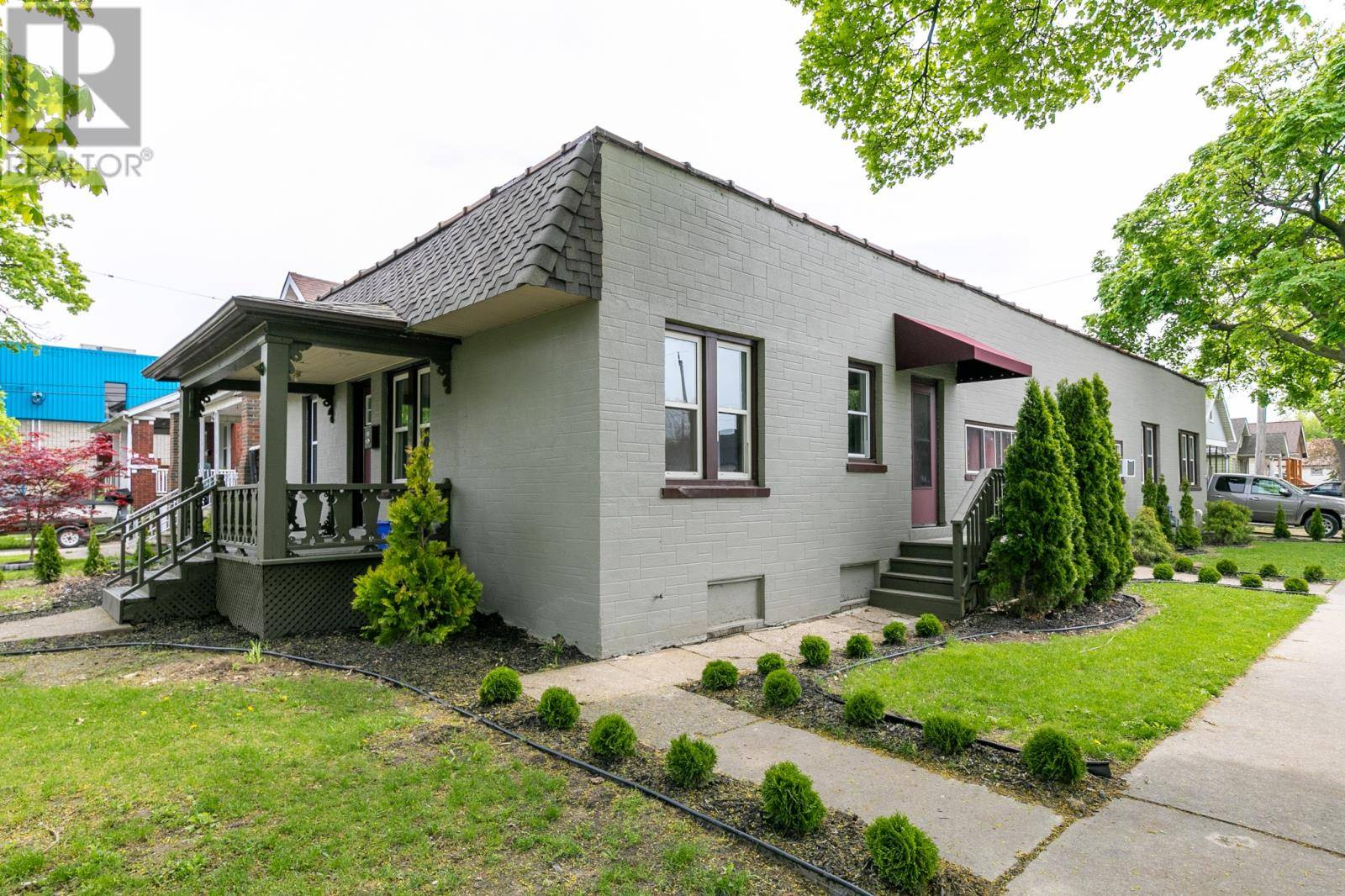 Townhouse for sale at 461 Logan Ave Windsor Ontario - MLS: 19022911