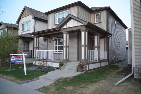 House for sale at 461 Mcconachie Wy Nw Edmonton Alberta - MLS: E4157740