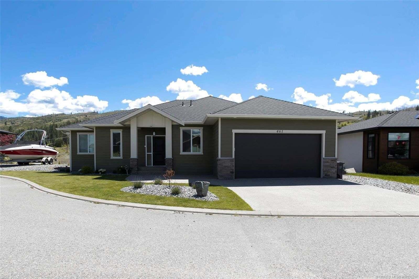 House for sale at 461 Pen Ln Kelowna British Columbia - MLS: 10210767