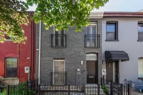 Townhouse for rent at 461 Queen St Toronto Ontario - MLS: C4682183