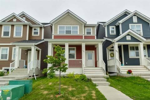 House for sale at 461 Simpkins Li Leduc Alberta - MLS: E4165128