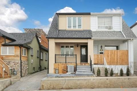 Townhouse for rent at 461 Warden Ave Toronto Ontario - MLS: E4503998