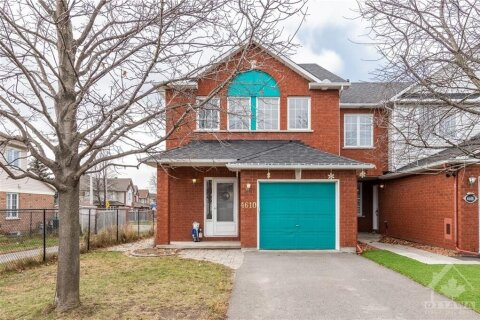 House for sale at 4610 Ogilvie Walk Cres Ottawa Ontario - MLS: 1219350