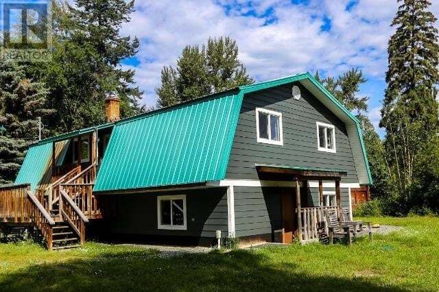 House for sale at 4610 Saul Road  Barriere British Columbia - MLS: 155888