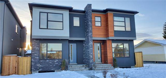 Townhouse for sale at 4611 72 St Northwest Calgary Alberta - MLS: C4277774