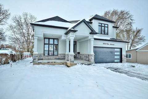 House for sale at 4611 Lee Ave Niagara Falls Ontario - MLS: X4637614
