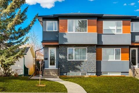 Townhouse for sale at 4613 81 St Northwest Calgary Alberta - MLS: C4238014