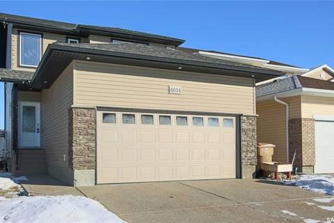 House for sale at 4614 Padwick Rd Regina Saskatchewan - MLS: SK799817