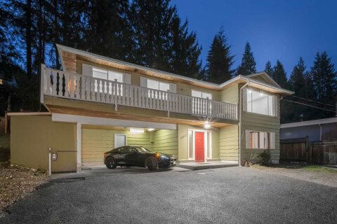 House for sale at 4615 Valley Rd North Vancouver British Columbia - MLS: R2528656