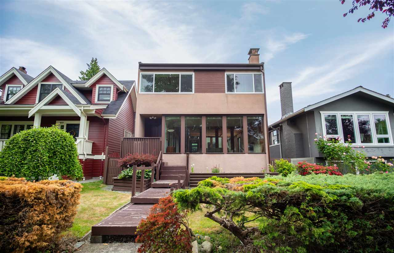 Sold: 4615 West 7th Avenue, Vancouver, BC