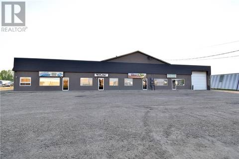Commercial property for sale at 4616 39 St Camrose Alberta - MLS: ca0168184