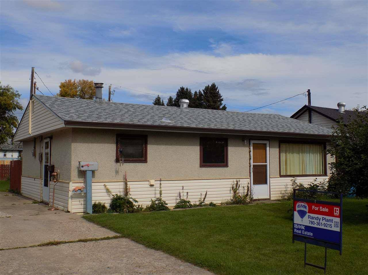 House for sale at 4616 47 Ave Wetaskiwin Alberta - MLS: E4174180