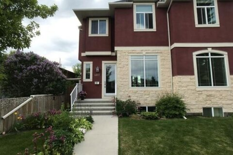 Townhouse for sale at 4617 84 St NW Calgary Alberta - MLS: C4302245