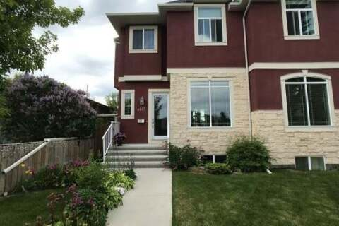 Townhouse for sale at 4617 84 St Northwest Calgary Alberta - MLS: C4302245