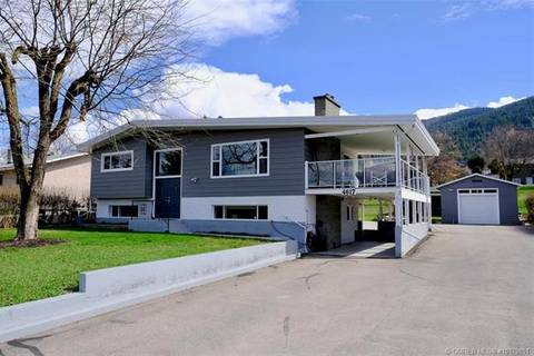 House for sale at 4617 Bolduc Rd Vernon British Columbia - MLS: 10179851