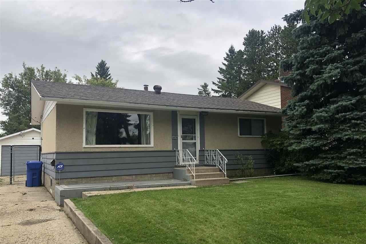 House for sale at 4618 53 Av Wetaskiwin Alberta - MLS: E4212879