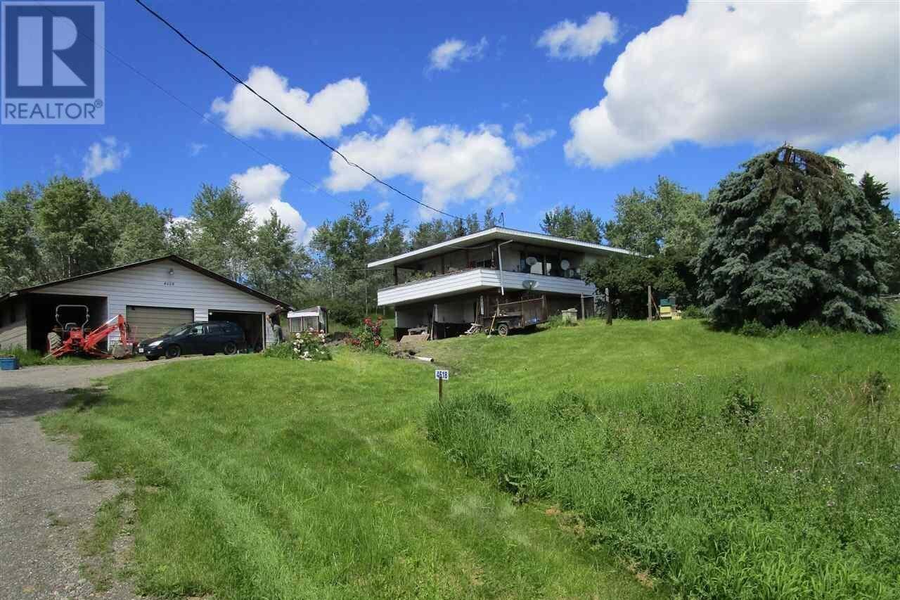 House for sale at 4618 Canim-hendrix Lake Rd Forest Grove British Columbia - MLS: R2480042