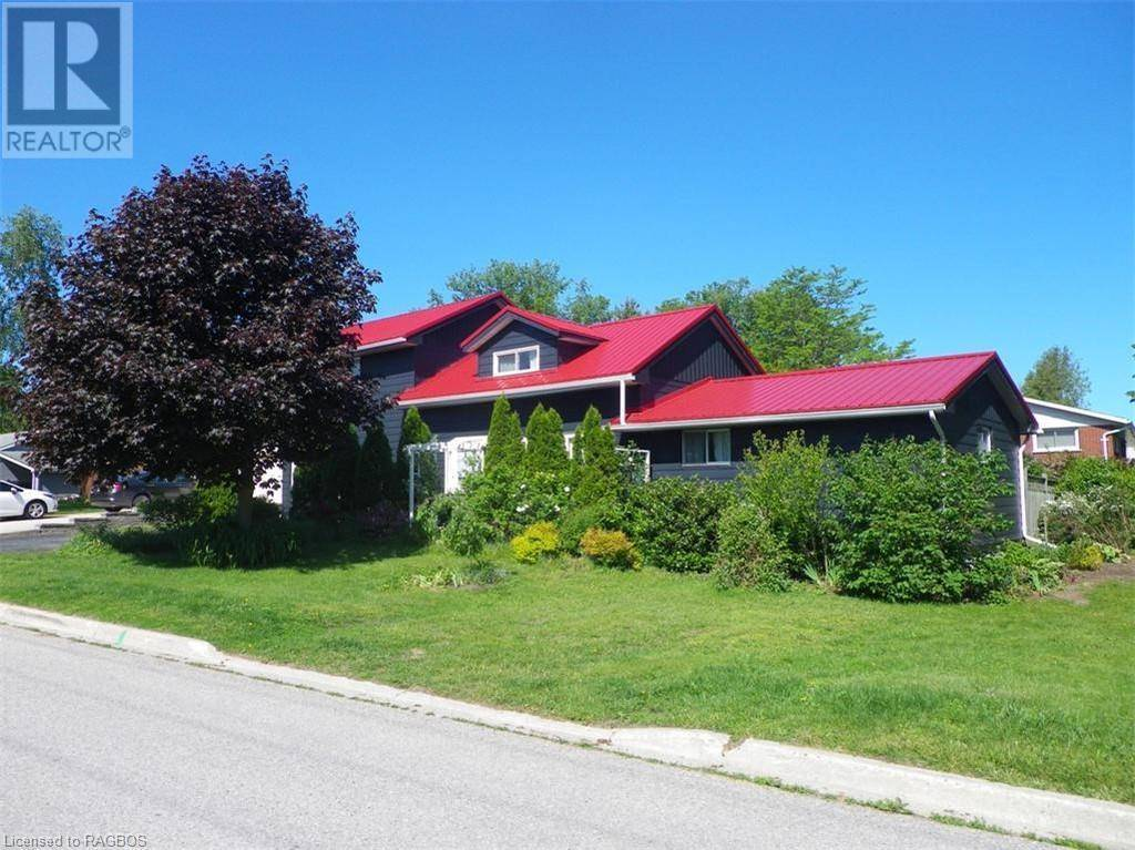 House for sale at 462 Adelaide St Kincardine Ontario - MLS: 203215