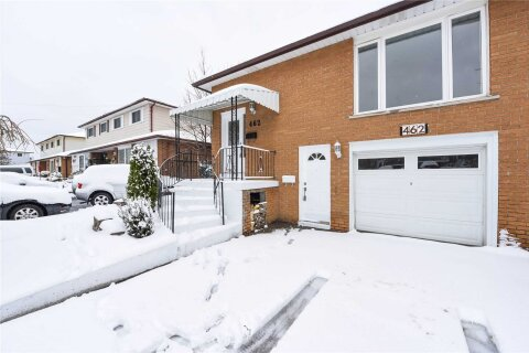 Townhouse for sale at 462 Cavell Dr Mississauga Ontario - MLS: W5057208