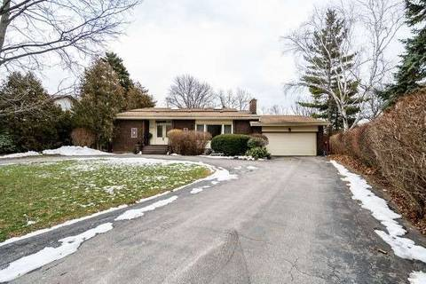 House for sale at 462 Falgarwood Dr Oakville Ontario - MLS: W4678759