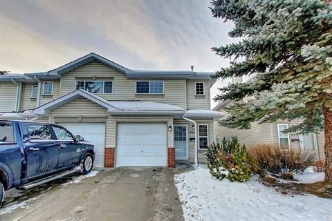 Townhouse for sale at 462 Millrise Dr Southwest Calgary Alberta - MLS: C4279235