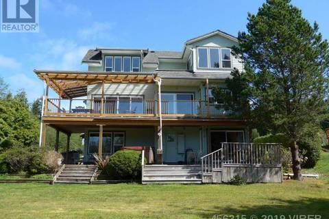 House for sale at 462 Pachena Rd Bamfield British Columbia - MLS: 456315