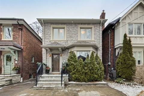 House for sale at 462 St Clements Ave Toronto Ontario - MLS: C4669220