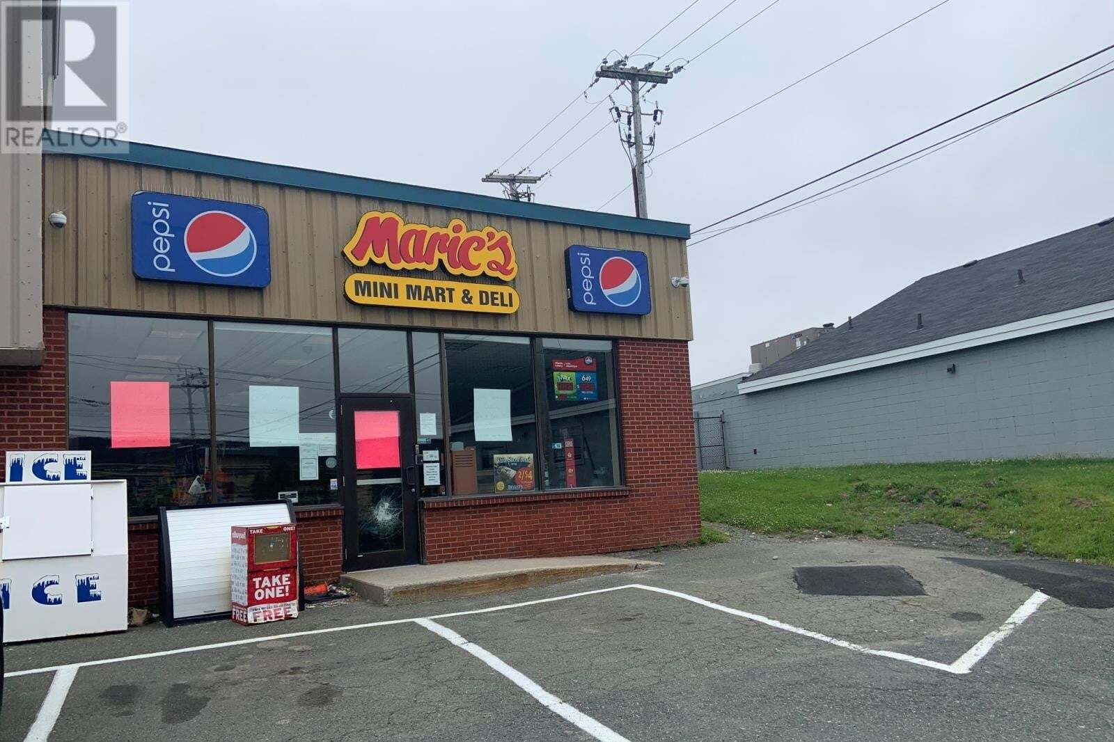 Commercial property for lease at 462 Topsail Rd St. John's Newfoundland - MLS: 1221110