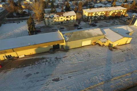 Commercial property for sale at 4620 40 Ave Unit 4620 Wetaskiwin Alberta - MLS: E4091224