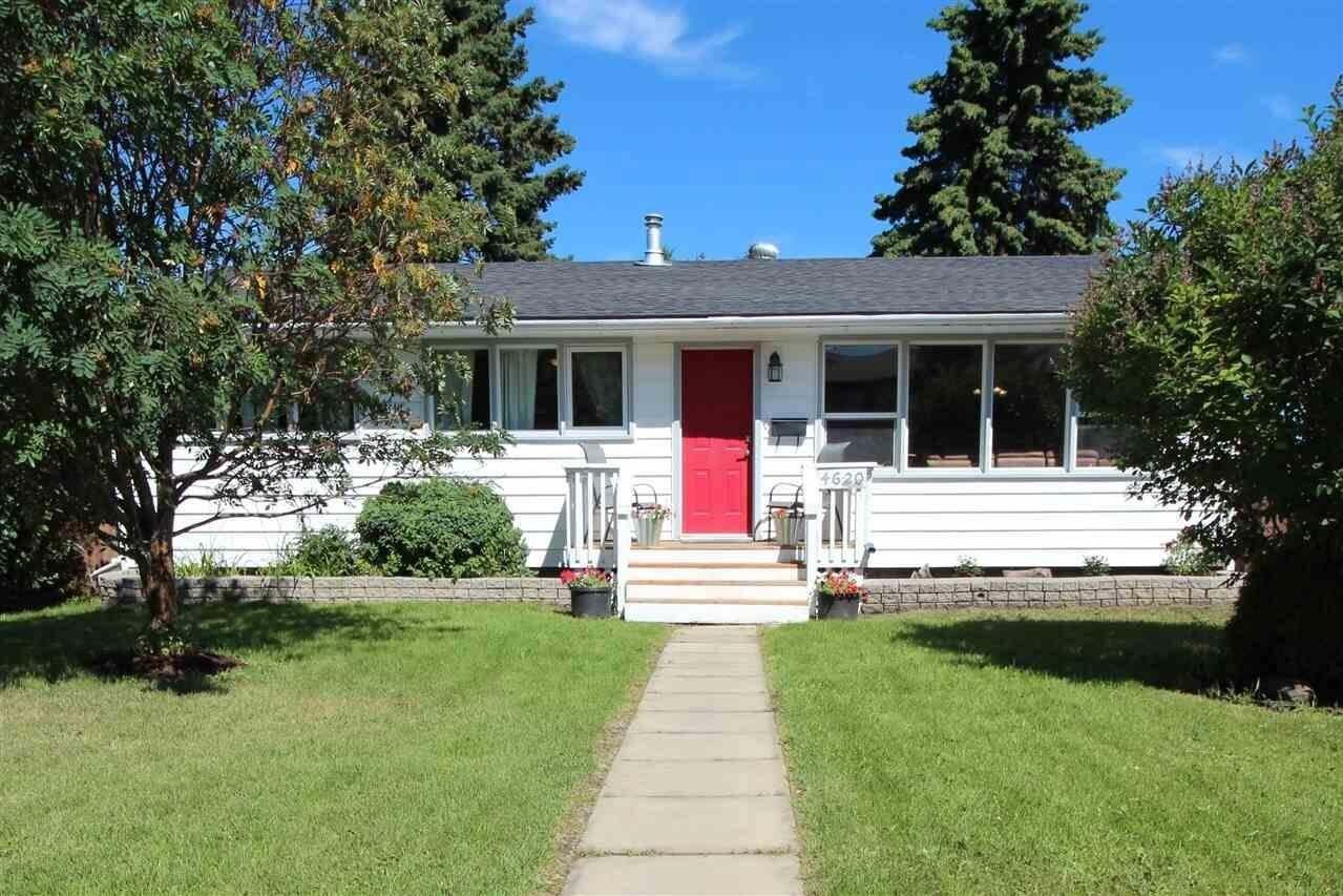 House for sale at 4620 41 Av Wetaskiwin Alberta - MLS: E4208877