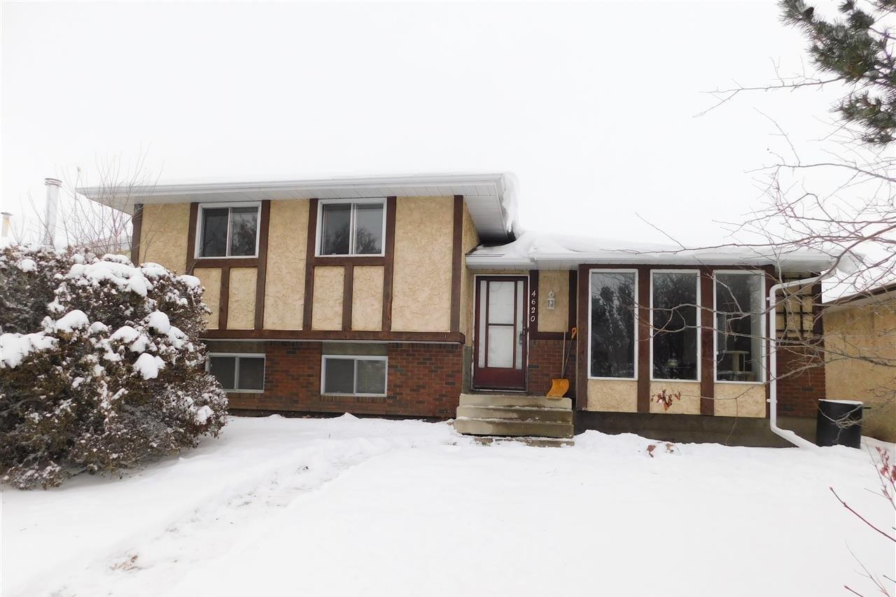 House for sale at 4620 43 Av Gibbons Alberta - MLS: E4221456