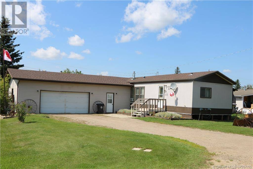 House for sale at 4620 48 St Rycroft Alberta - MLS: GP207705