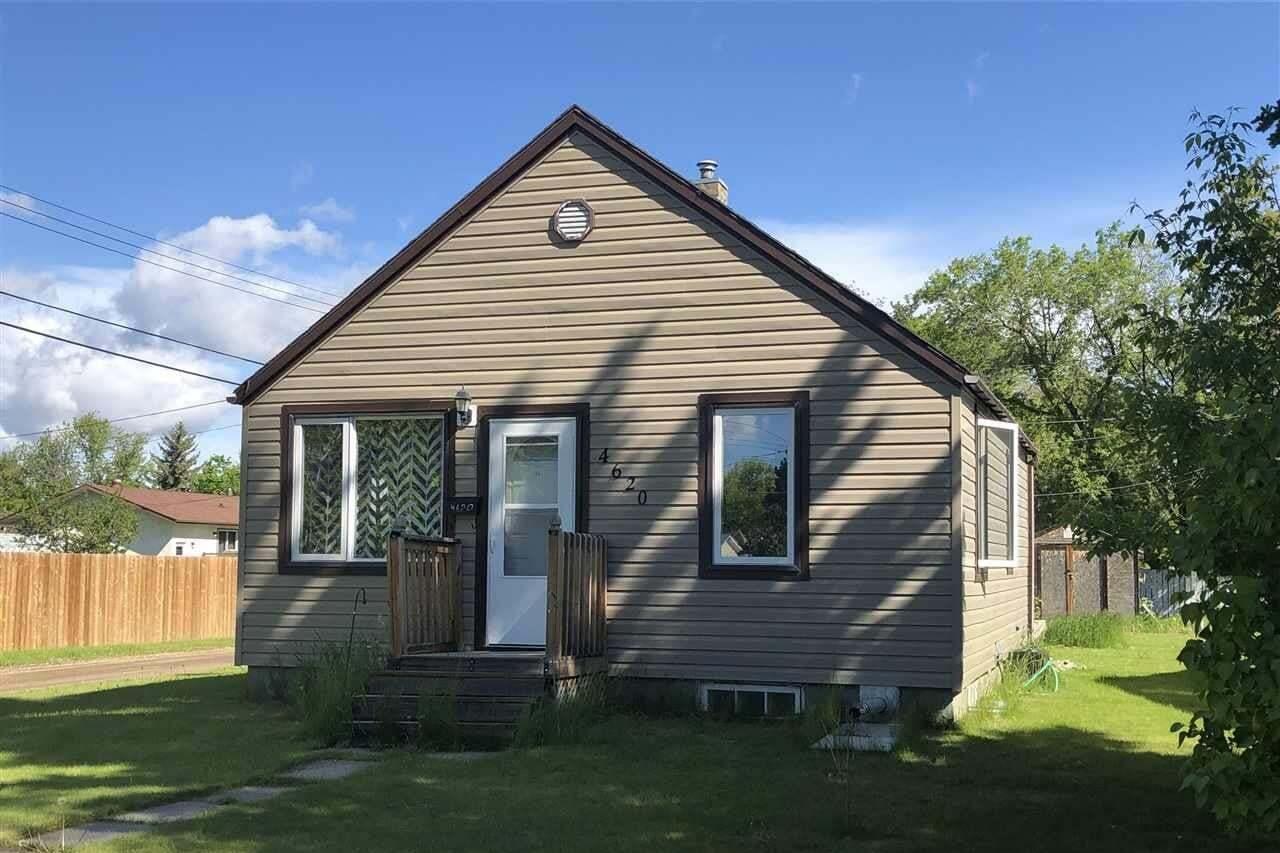 House for sale at 4620 54 Av Wetaskiwin Alberta - MLS: E4200914